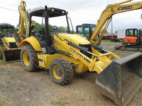 2016 Used NEW HOLLAND B95C Backhoe Fort Smith