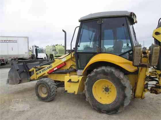 2007 Used NEW HOLLAND B95 Backhoe Pine Bluff
