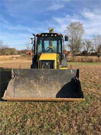 2019 Used NEW HOLLAND B95C Backhoe Fayetteville, Arkansas
