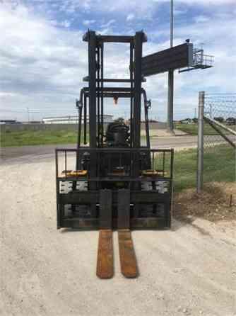 2012 Used CLARK C45D Forklift Abilene
