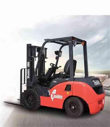 2020 Used TAILIFT ZFG25P Forklift Abilene