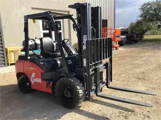 2019 Used TAILIFT PFG30 Forklift Abilene