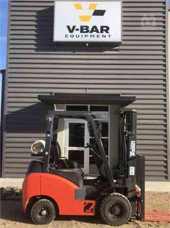 2021 New TAILIFT PFG18 Forklift Abilene
