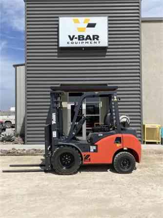 2021 New TAILIFT ZFG25P Forklift Abilene