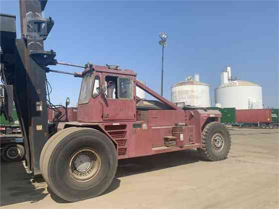 1987 Used TAYLOR TYC920L Container Handler Chico