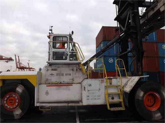1994 Used TAYLOR TEC950L Container Handler Chico