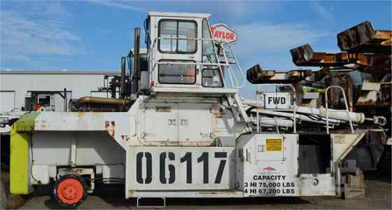 1995 Used TAYLOR TEC950L Container Handler Chico