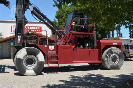 1998 Used TAYLOR TEC950L Container Handler Chico