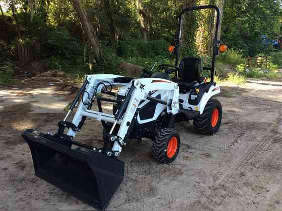2020 Bobcat Compact Tractor CT102 Ocala