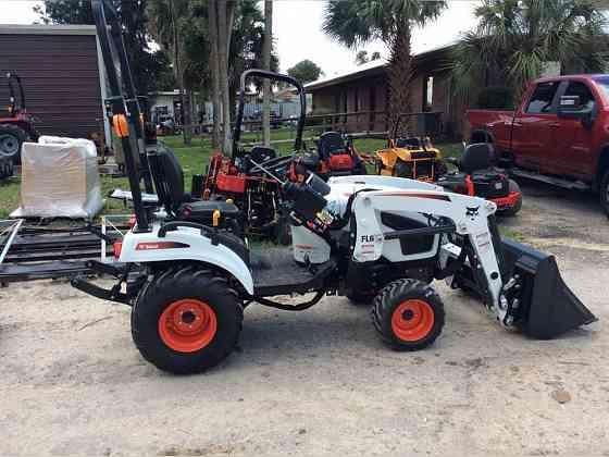 2021 New Bobcat Tractor CT1021 Ocala