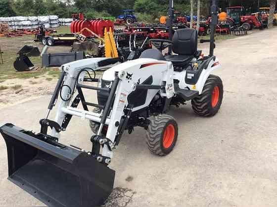 2021 New Bobcat CT1025 Tractor Ocala