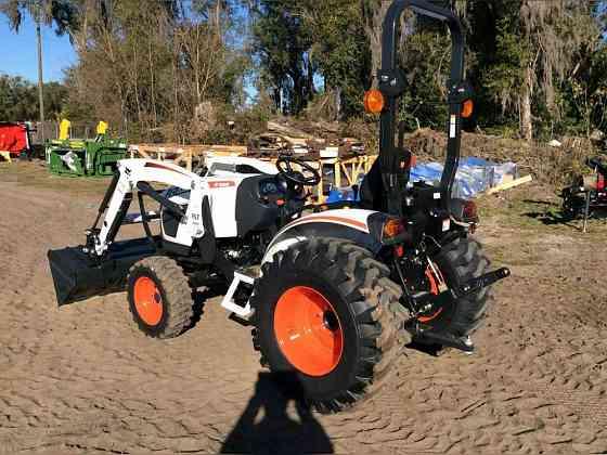 2021 Used Bobcat CT2025 Tractor Ocala