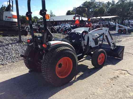 2020 Bobcat CT2025 Tractor Ocala