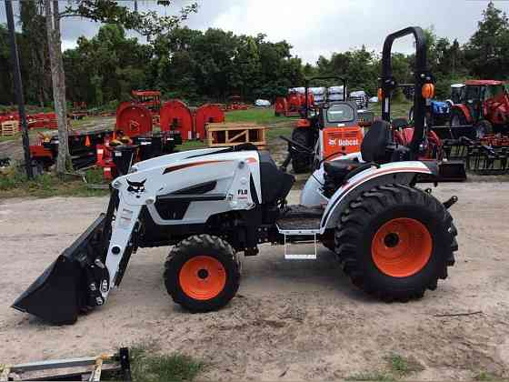 2020 Used Bobcat CT2040 Tractor Ocala