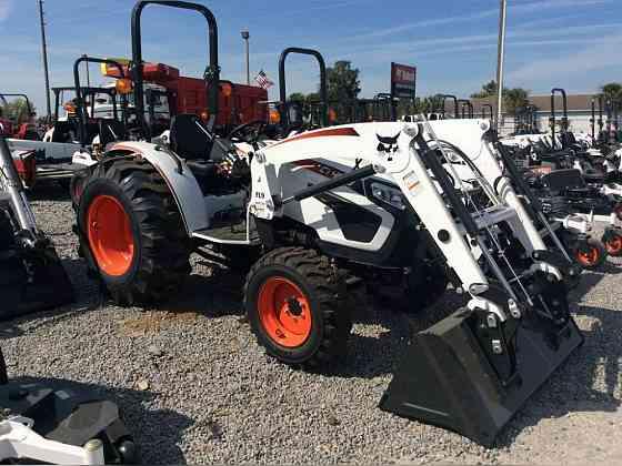 2021 Bobcat CT4058 Tractor Ocala