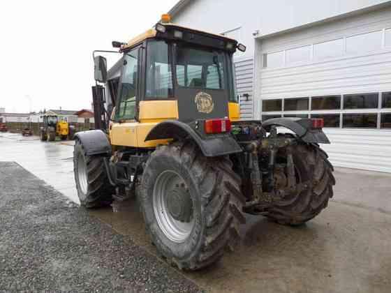 1995 Used JCB FASTRAC 185-65 Tractor Bellingham