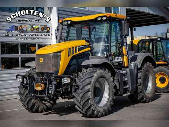 2014 Used JCB FASTRAC 3230 XTRA Tractor Bellingham
