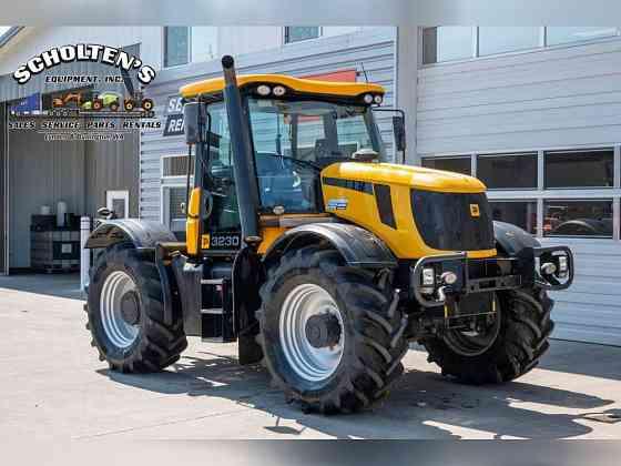 2008 Used JCB FASTRAC 3230 Tractor Bellingham