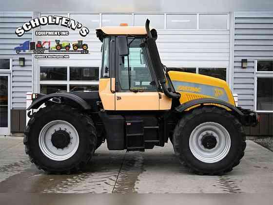 2000 Used JCB FASTRAC 3185 Tractor Bellingham
