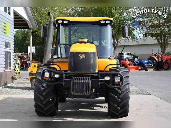 2003 Used JCB FASTRAC 3220 Tractor Bellingham
