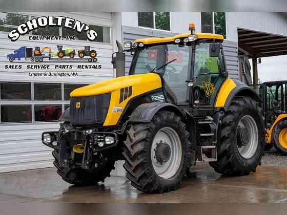 2011 Used JCB FASTRAC 8250 Tractor Bellingham