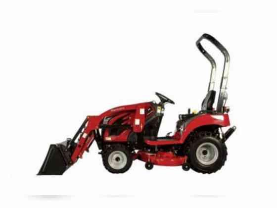 2020 Used Mahindra EMax 20S HST Tractor Richmond, Virginia