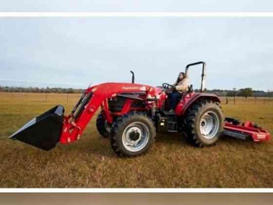 2020 New Mahindra 6075 4WD Tractor Richmond, Virginia