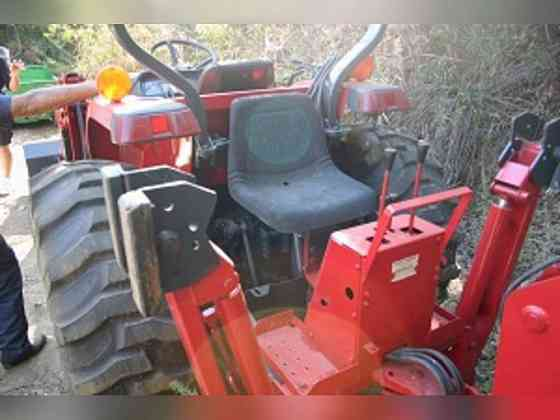 2006 Used Massey Ferguson 1547 Tractor Chandler