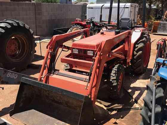 Used Kioti LK2554 Tractor Chandler