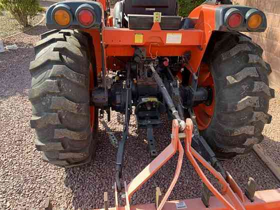 2010 Used Kioti DK45SE Tractor Chandler