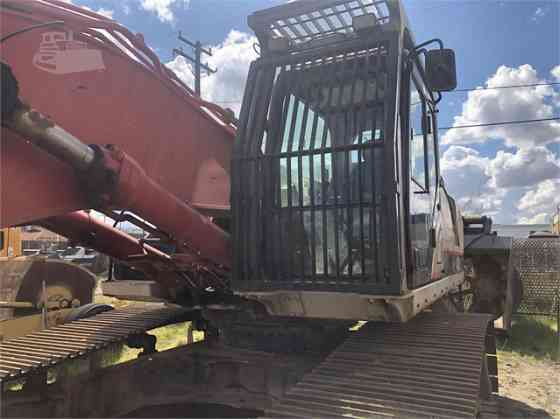 2012 Used LINK-BELT 470 X3 Excavator Placentia
