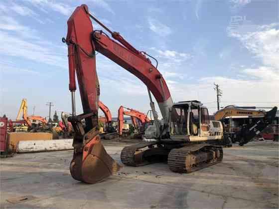 2001 Used LINK-BELT 330 LX Excavator Placentia