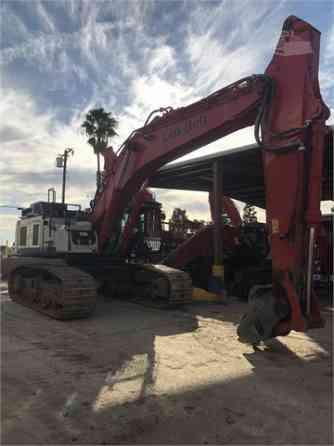 2018 Used LINK-BELT 750 X4 Excavator Placentia