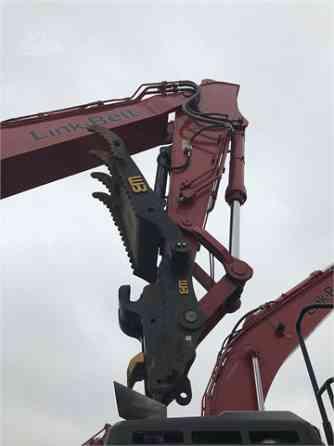 2018 Used LINK-BELT 490 X4 Excavator Placentia