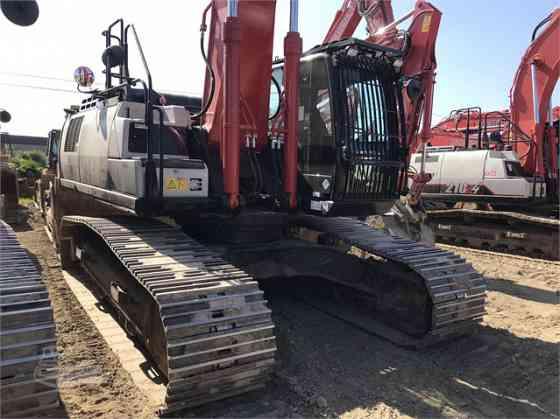 2018 Used LINK-BELT 350 X4 Excavator Placentia