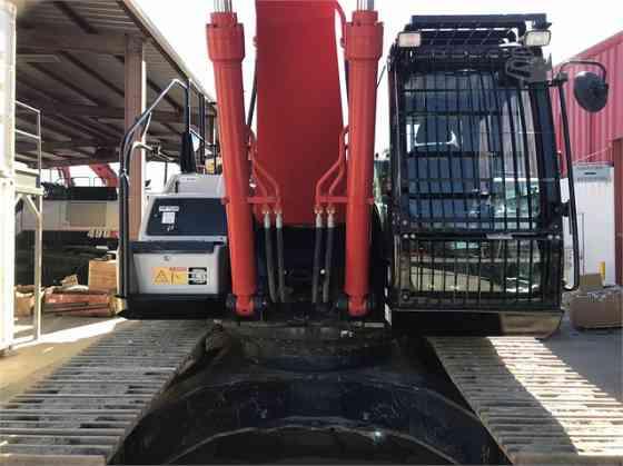 2017 Used LINK-BELT 350 X4 Excavator Placentia