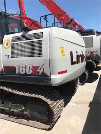 2018 Used LINK-BELT 160 Excavator Placentia