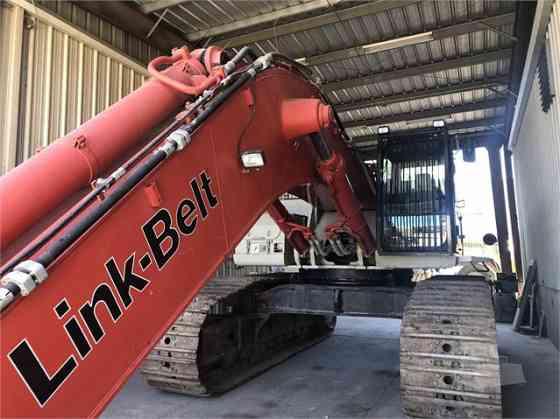 2016 Used LINK-BELT 800 X2 Excavator Placentia
