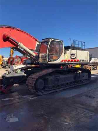 2003 Used LINK-BELT 800 LX Excavator Placentia