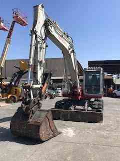 2015 Used TAKEUCHI TB1140 Excavator Santa Fe Springs