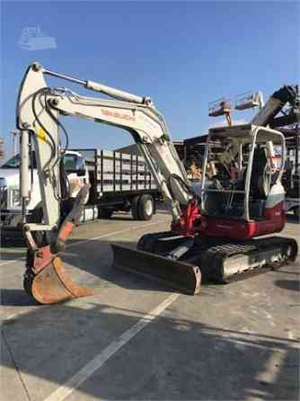 2015 Used TAKEUCHI TB260 Excavator Santa Fe Springs