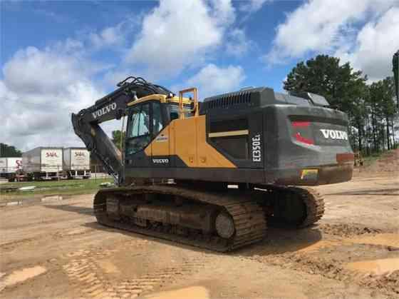 2015 Used VOLVO EC350EL Excavator Charlotte