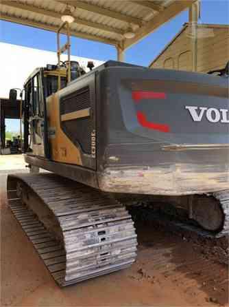 2015 Used VOLVO EC300EL Excavator Charlotte