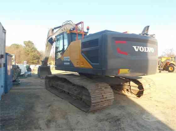 2016 Used VOLVO EC300EL Excavator Charlotte