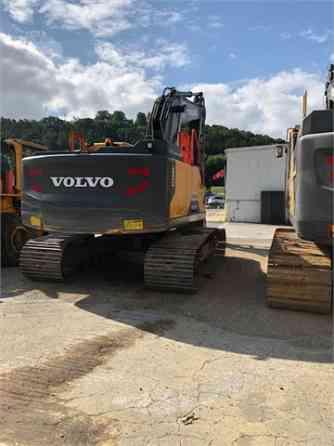 2017 Used VOLVO EC300EL Excavator Charlotte