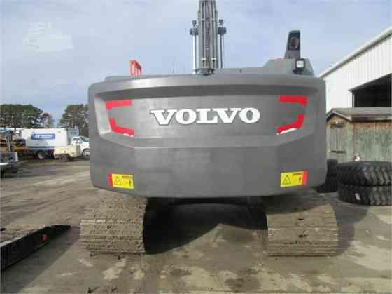 2016 Used VOLVO EC250EL Excavator Charlotte