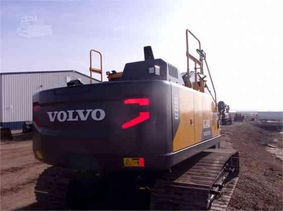 2008 Used VOLVO EC220EL Excavator Charlotte