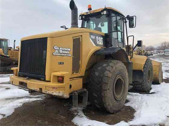 2007 Used CAT 966H Loader Sioux Falls