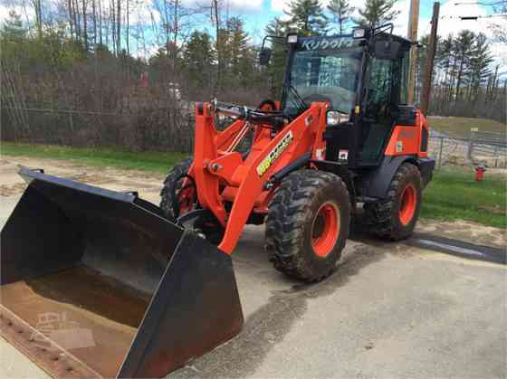 2018 Used KUBOTA R630 Loader Concord, New Hampshire