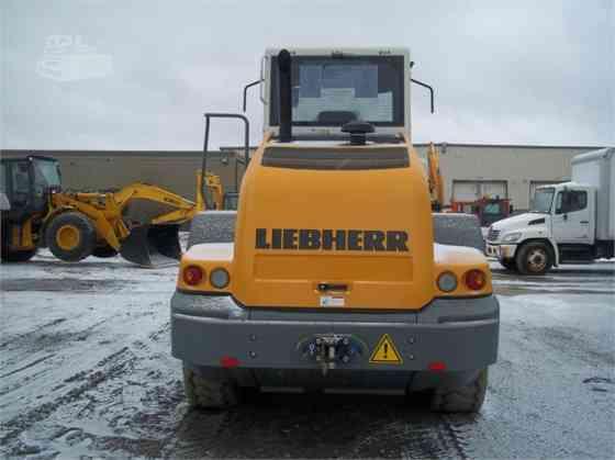 2014 Used LIEBHERR L528 Loader Syracuse, New York